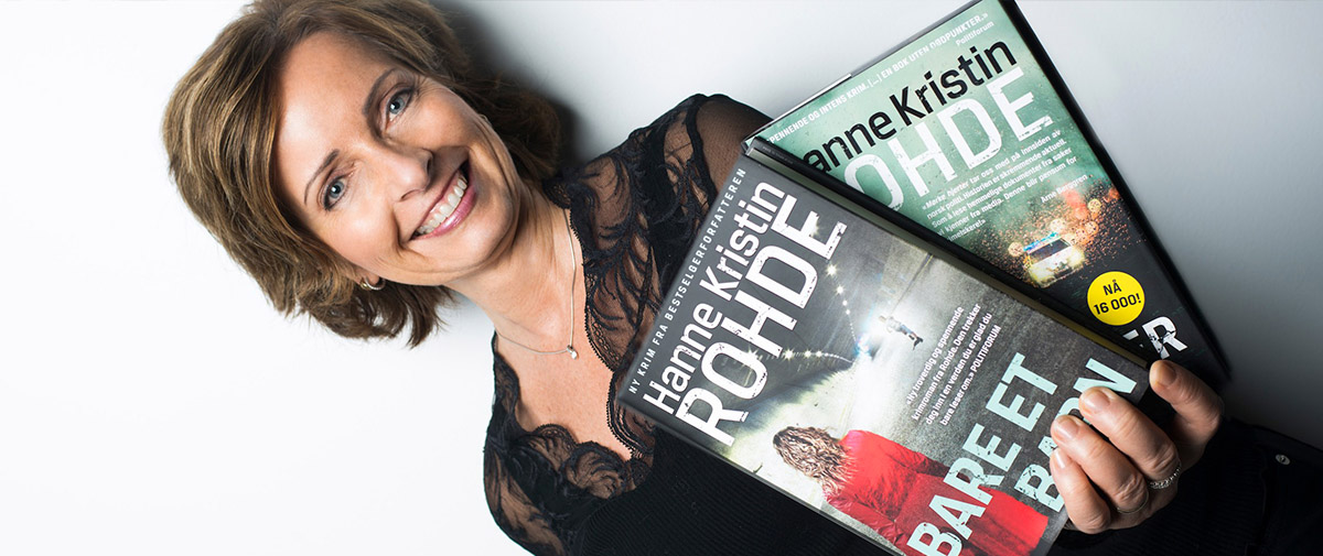 Hanne Kristin Rohde. Foto.
