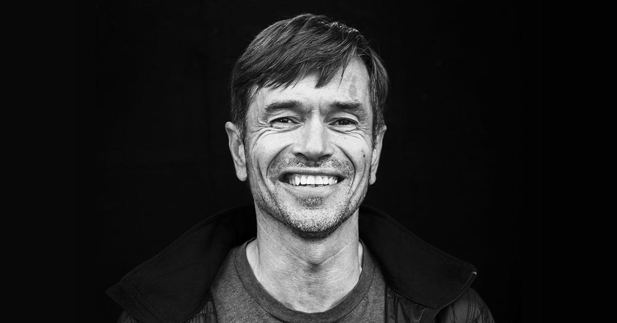 Portrettfoto av Kjetil Rolness.