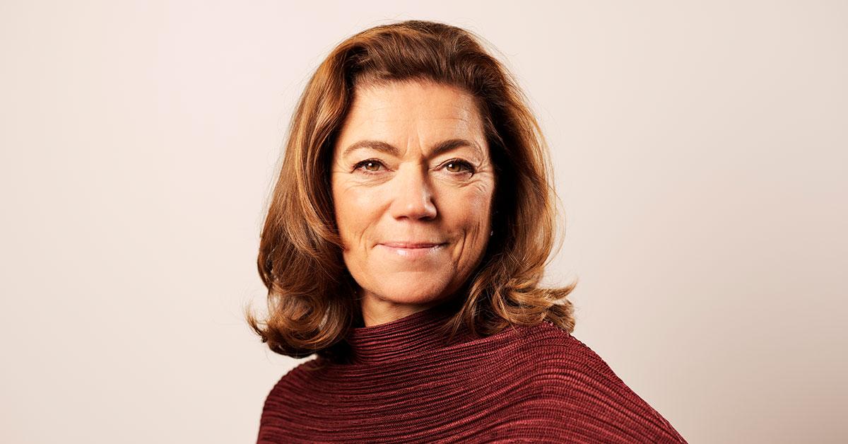Portrettfoto av Kristin Skogen Lund.